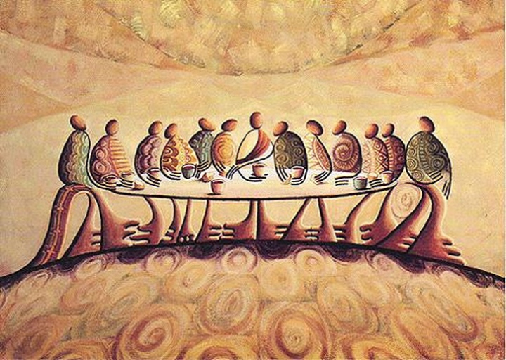 Cruciform Communion