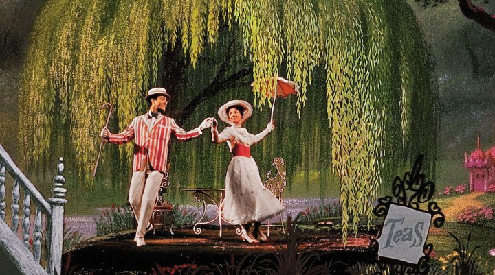 Theology at the Movies: Mary Poppins